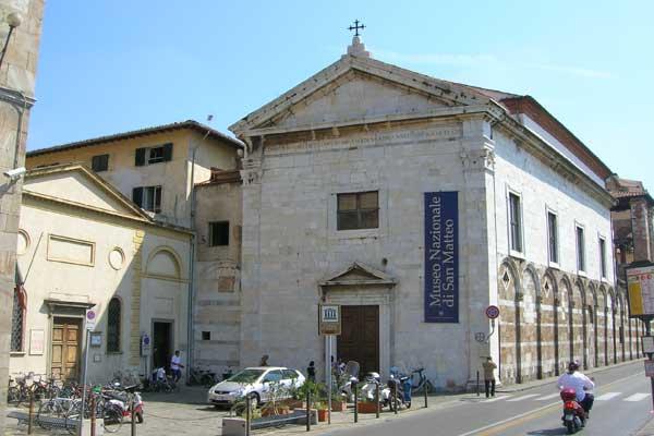 Museo San Matteo a Pisa